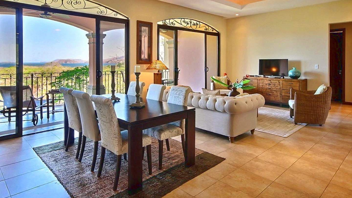 3814-The penthouse for sale in Reserva Conchal in Costa Rica