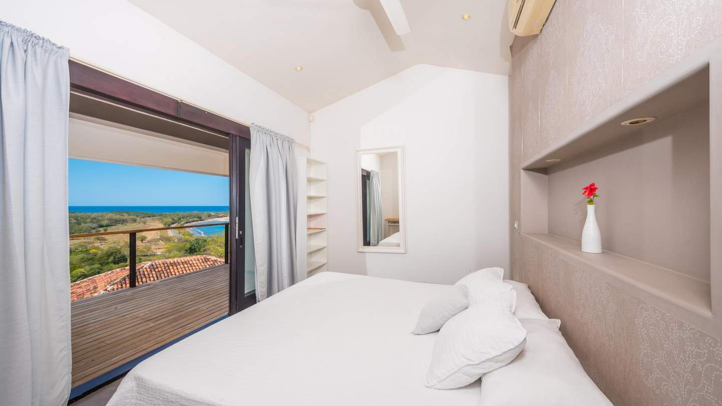 5488-The master bedroom with ocean views