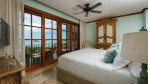 5159-One of the bedrooms with Pacific Ocean views