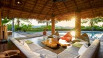 5334-The peaceful setting of the contemporary home nestled within a green setting in Costa Rica